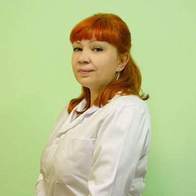 Цвет Леся Алексеевна